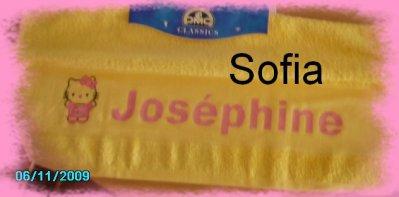 Linge Joséphine