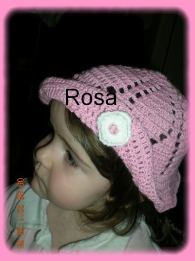 Chapeau pour fille 2