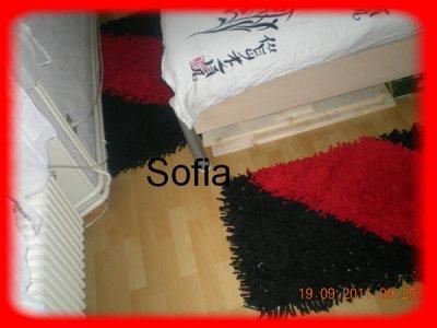 Les tapis de ma chambre