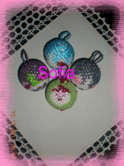 4 tites nouvelles boules