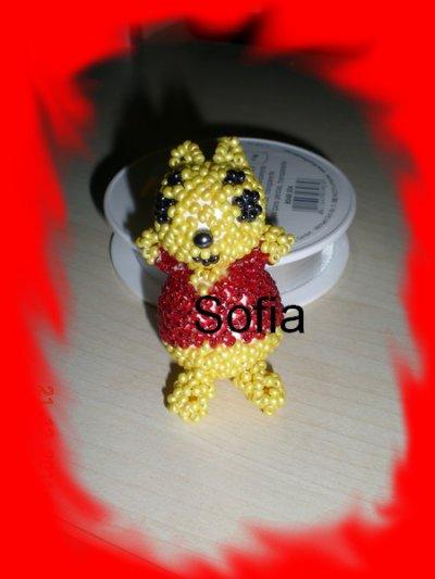 Un Winnie pour ma tite Lucie