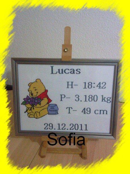 Cadre naissance Winnie 2