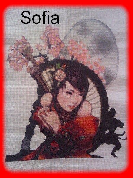 Travail commun asiatique de mon forum qui est terminer!!!