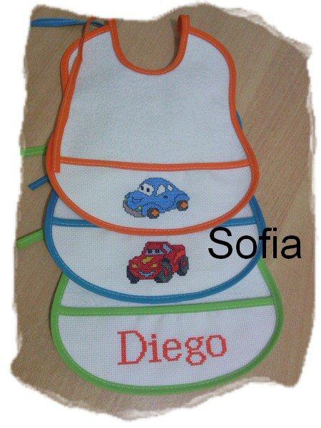 Commande pour un Diego