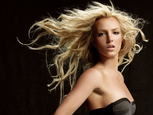 Magnifique photo de Britney!