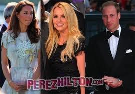 Plus jeune, le prince William avait le béguin pour Britney Spears !! !!