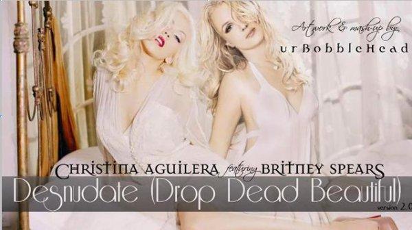 Montage (pas de moi) de Britney et Christina