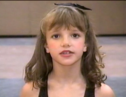 Qui se doutais qu'elle aller devenir une icône de la pop?