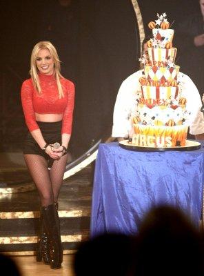 Anniversaire de Britney Spears (elle a 30 ans)