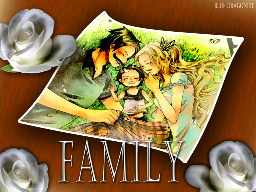 Gol D. ~ the family ~ (partie 2)