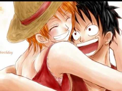 Luffy ♥ Nami (partie 1)