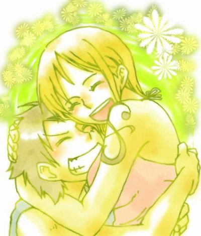 Luffy ♥ Nami (partie 3)