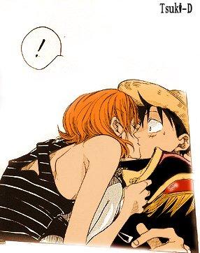 Luffy ♥ Nami (partie 5)
