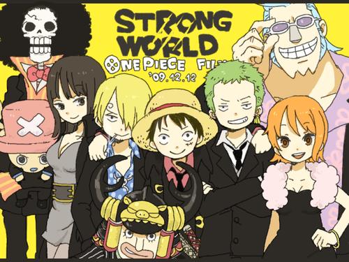 Strong World (dernière partie)