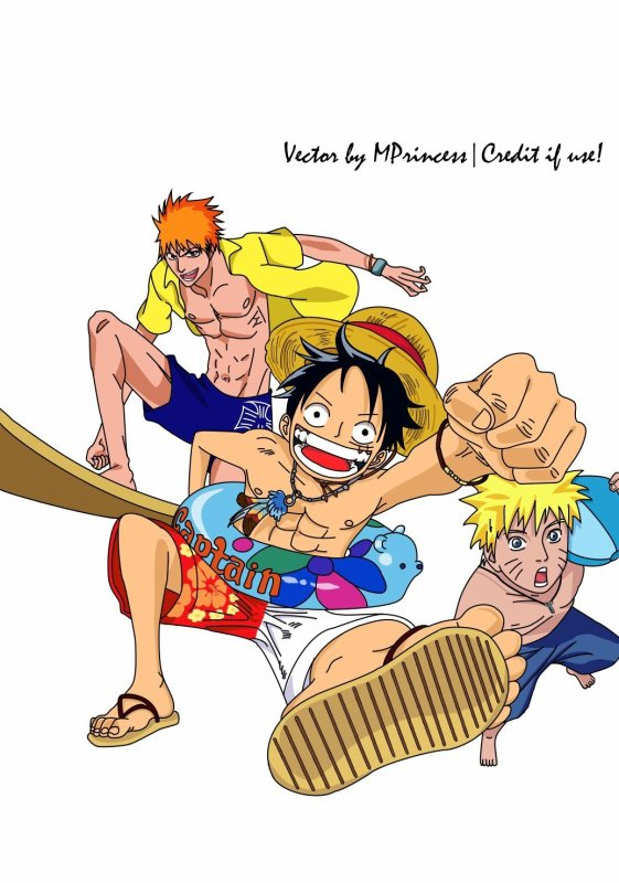 One Piece & Others (partie 1)
