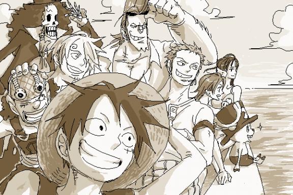 Article divers : Si Luffy n'avait pas été là ...