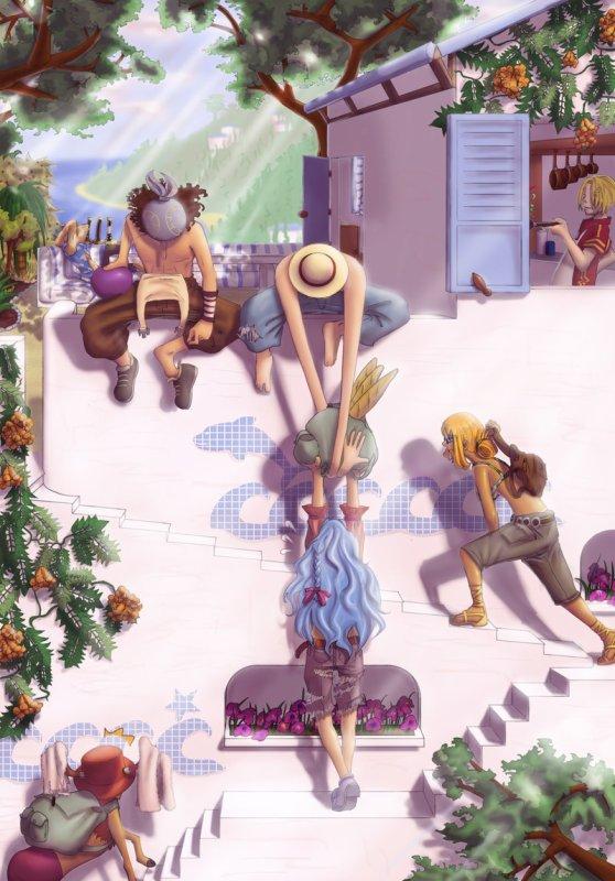Summer Time (partie 1)