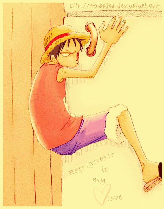 Spécial Luffy (partie 3)