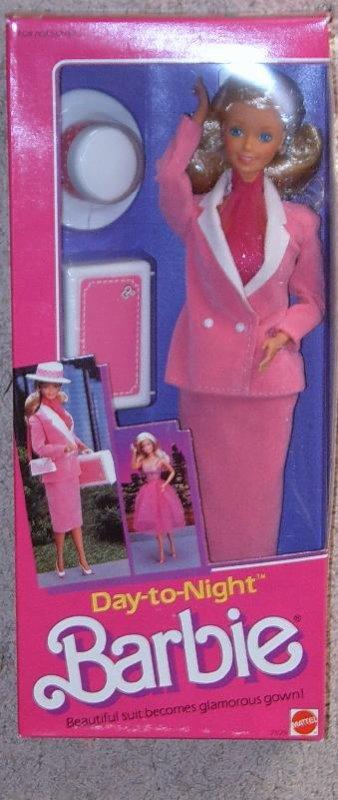 Barbie Day To Night 1984