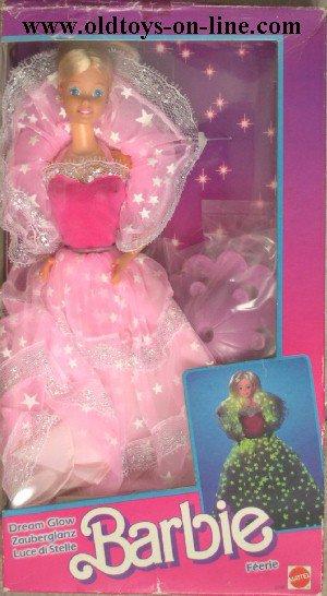 Barbie Dream Glow 1985