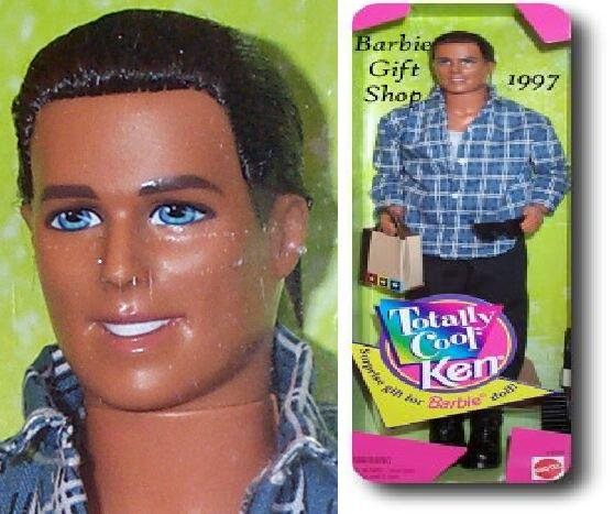 1997 Totally Cool Ken