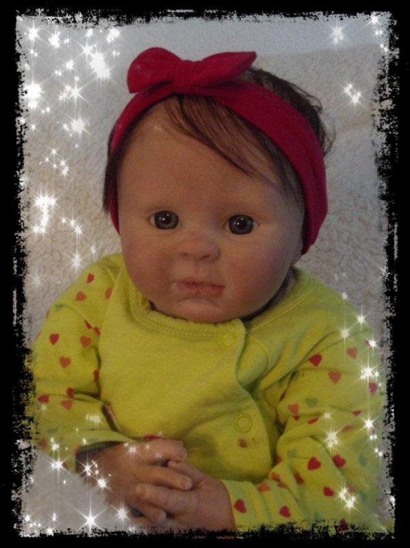 Marie (disponible à l'adoption)