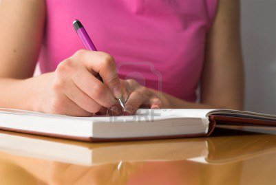 L'écriture une libertée