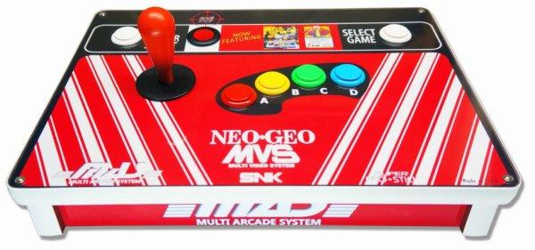 Stick arcade Full sanwa typé NEO GEO MVS