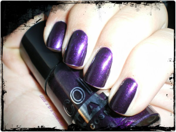 TEST: VERNiS N°17 DE CHEZ COLOR NAiLS...