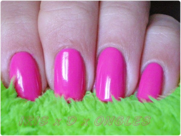 TEST: VERNiS N°78 DE CHEZ MiSS EUROPE...