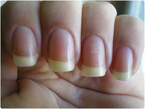MES ONGLES 4 - 5 mm