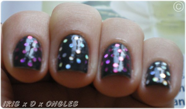 NAIL ART DISCO PARTY!