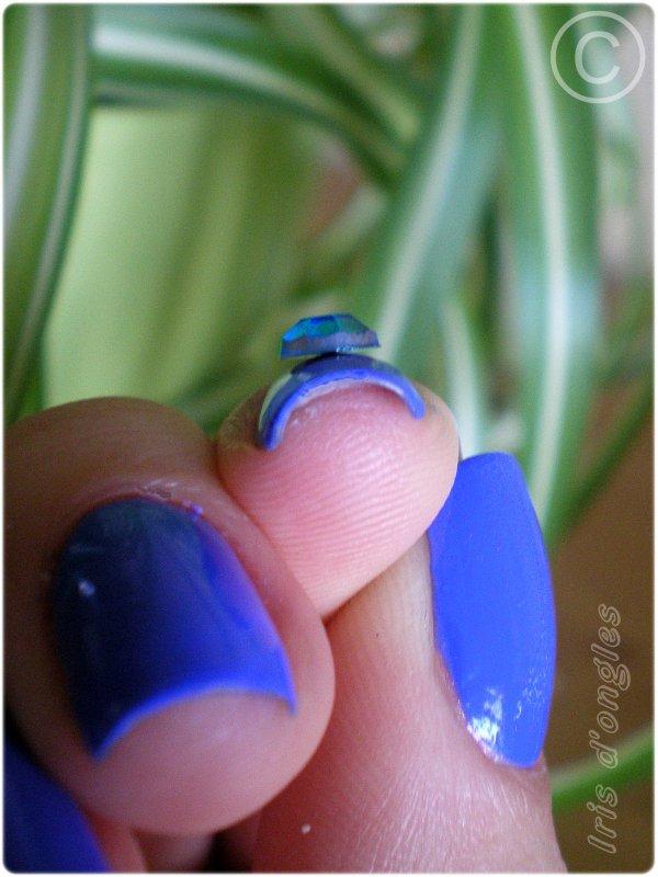 BLABLA: Le petit problème de mes ongles...