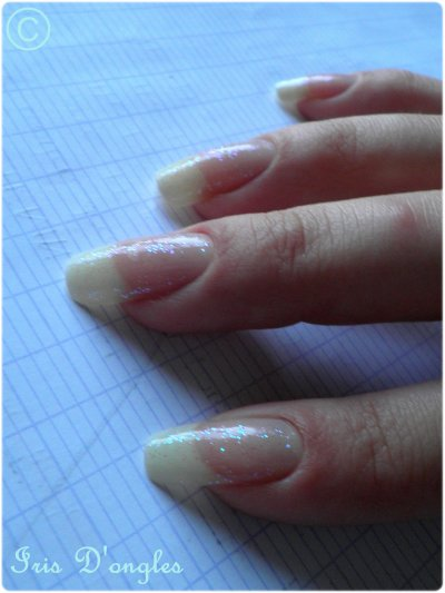 TEST: Vernis N°20 de chez MISS EUROPE
