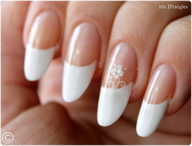 faux ongles blanc pas cher