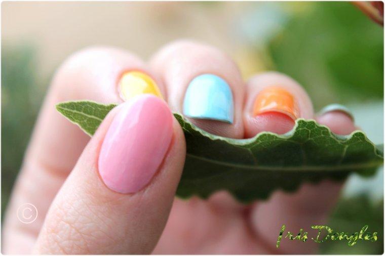 Rainbow Manicure Pastel (l)
