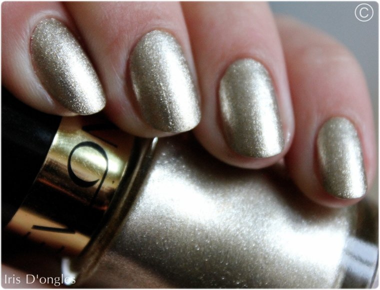 """Test: N°146 """"Gold Coin"""" de chez REVLON (l)"""