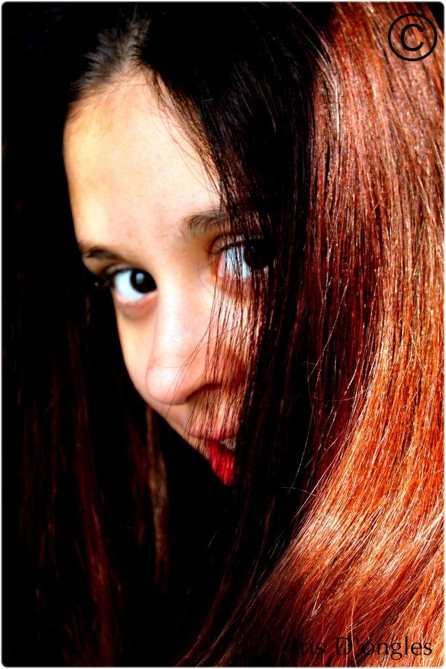 Soins & Beauté: les cheveux (partie 4, petite présentation de mes cheveux).