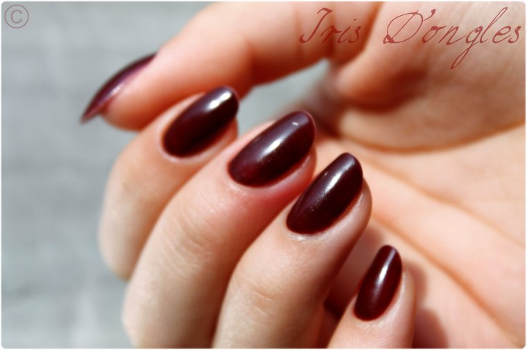 Test: Vernis N°65 de chez Miss Europe (l)