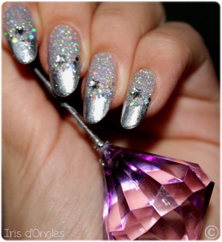 "Nail Art ""Barbling-Bling"" ♥"