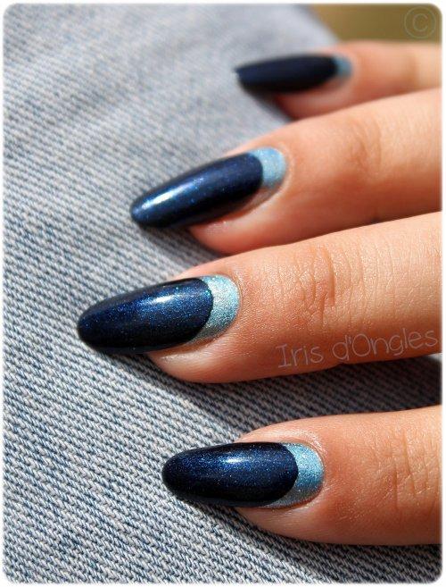 """Nail Art """"Ruffian Manucure de Glace"""" (l) (l) (l)"""