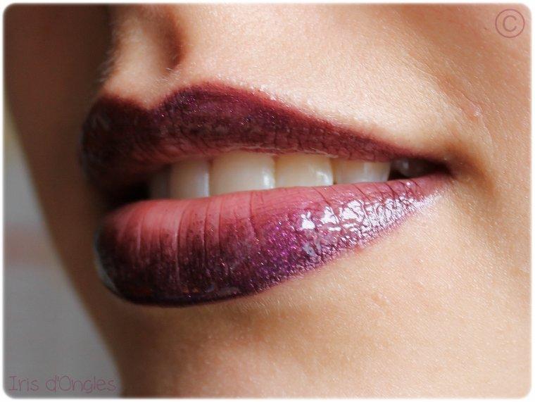 Maquillage: comment faire des lèvres dégradées ?