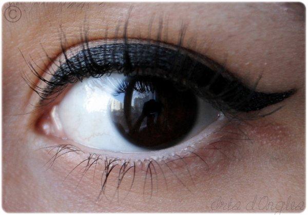 Maquillage du jour: réussir son trait d'eyeliner...