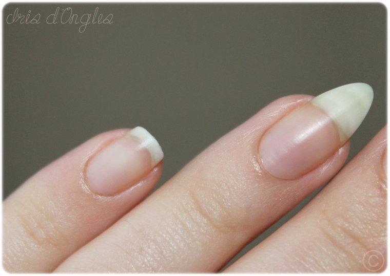 Mes ongles mis à nu... :$ !