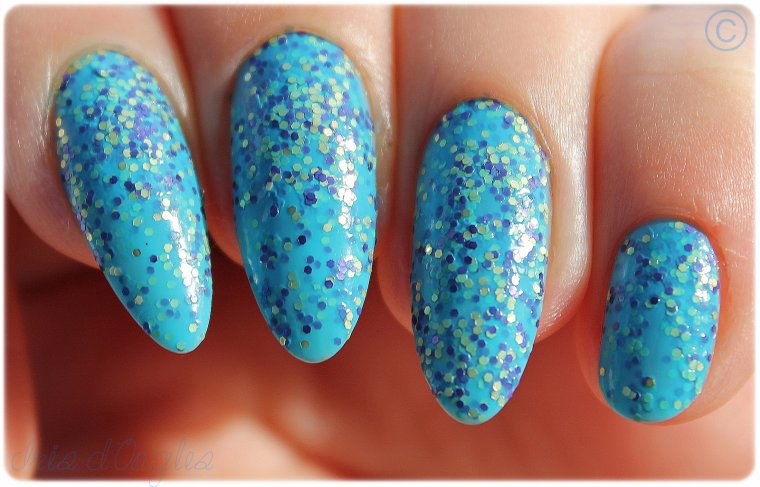 "Test: vernis ""Pudding Lane"" de chez Nails Inc (l) !"