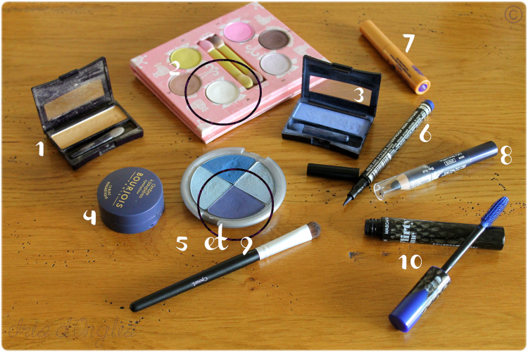 """Maquillage du jour: """"Renouveau"""" !"""