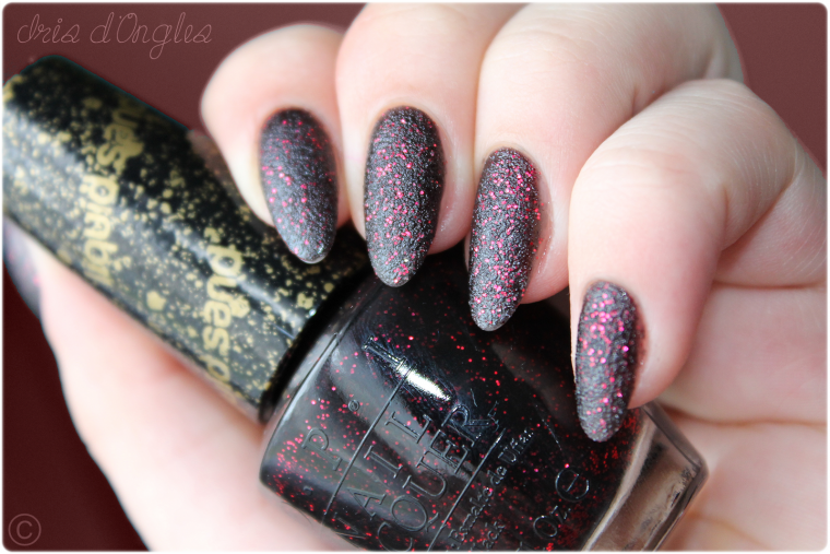 "Lave en fusion en approche... Voici le test du ""Stay The Night"" de chez OPI ! (l)"