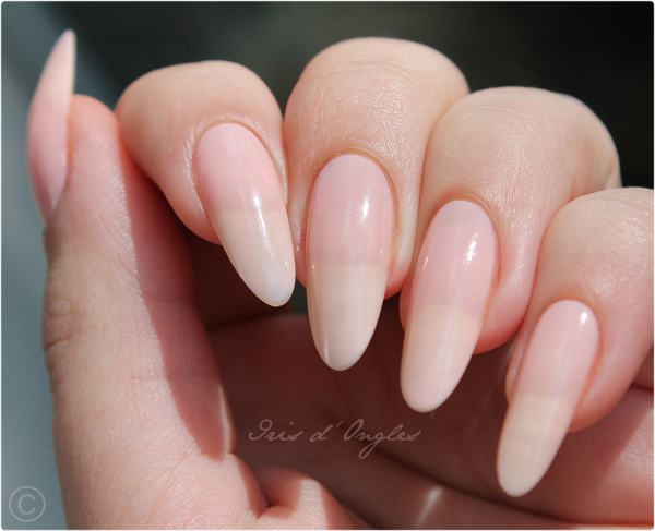 Test: vernis N°36 Rose Satin de chez Bourjois