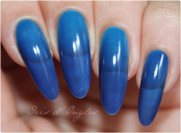 "Test: vernis Go Magic! Thermo Twist ""Ice Ice Baby"" de chez Alessandro -AMEN- (l) (l) (l)"