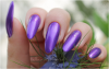 Test: vernis N°69 Indigo de chez Miss Europe (l) !
